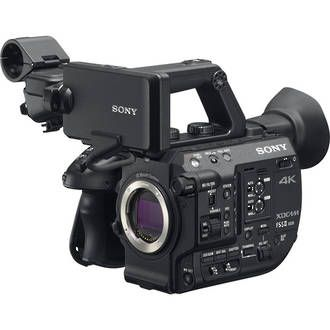 Sony PXW-FS5M2 Camera