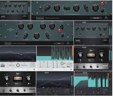 Apogee FX Bundle - All Apogee FX and FX rack plugins