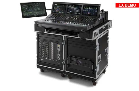Avid VENUE S6L-24D-192 Live Sound System Bundle (Ex-Demo)