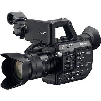 Sony PXW-FS5M2 4K XDCAM Camera (With Lens)