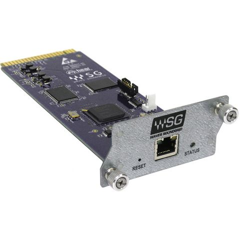 Hear Technologies Waves SoundGrid card for PRO Hub