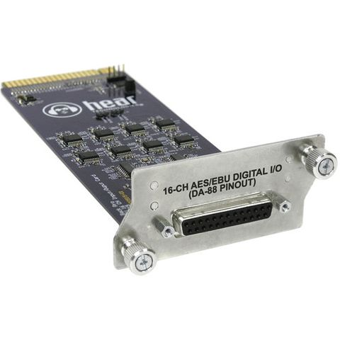 Hear Technologies AES/EBU card for Pro Hub