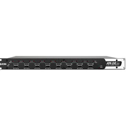 Aviom AN-16/o V.4 16-Channel Analog Output Module