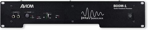 Aviom BOOM-1 Tactile Transducer Processor