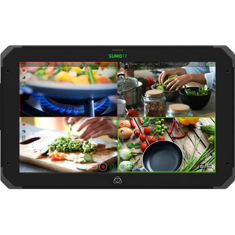 "Atomos Sumo 19"" HDR Monitor Recorder/Switcher"