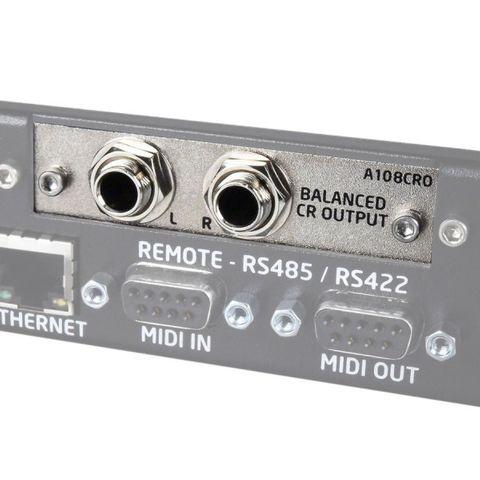 Grace Design Control Room Output Module for M108