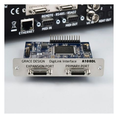 Grace Design m108 DigiLink Option Card