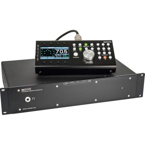 Grace Design m908 Multichannel Reference Monitor Controller