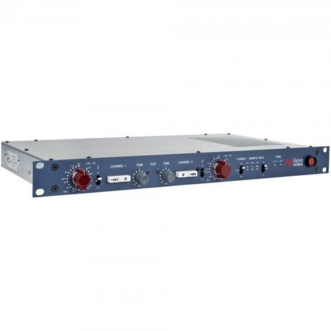 AMS Neve 1073 DPD Dual Microphone Preamp