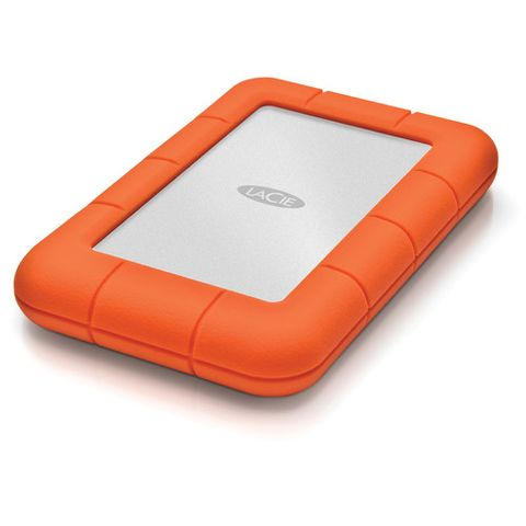 LaCie 2TB Rugged Mini USB 3.0 External Hard Drive