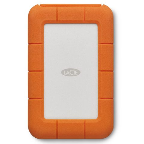 LaCie Rugged Thunderbolt 2/USB C External H/Drives