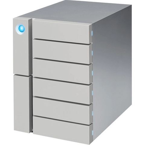 LaCie 6big 6-Bay Thunderbolt 3 RAID Arrays