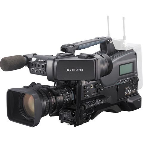 Sony PXW-X320K XDCAM Solid State Memory Camcorder-With Lens