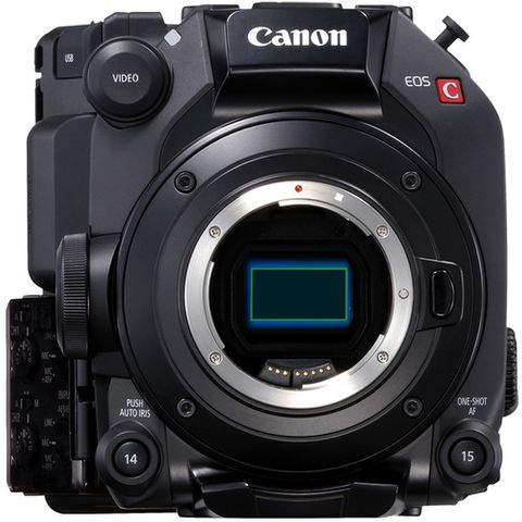 Canon EOS C300 Mark III Digital Cinema Camera Body