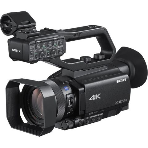 Sony PXW-Z90 Compact 4K Camcorder