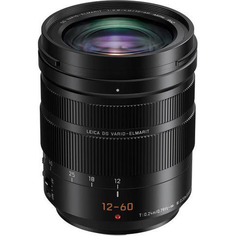 Panasonic Leica DG Vario-Elmarit 12-60mm f/2.8-4 ASPH Lens