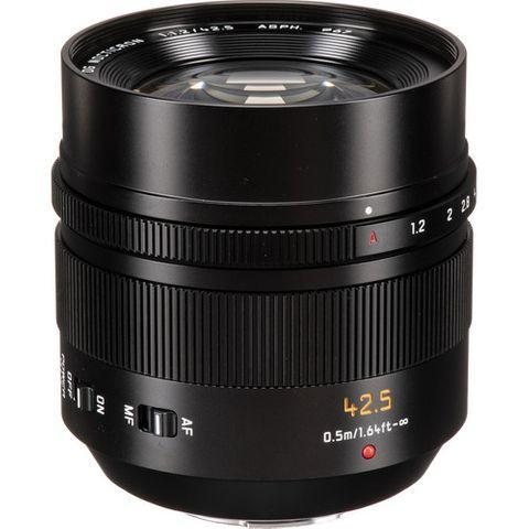 Panasonic Leica DG Nocticron 42.5mm f/1.2 ASPH. POWER Lens