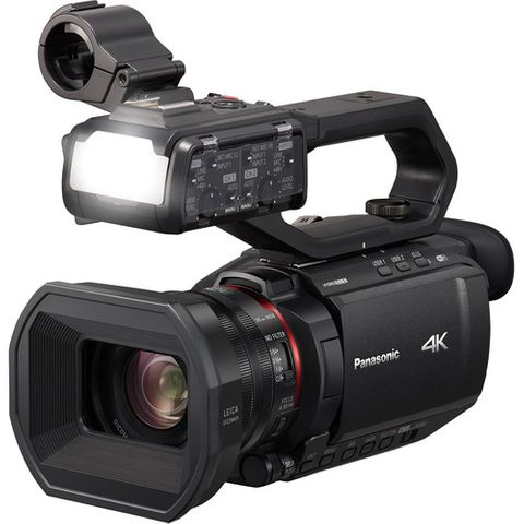 Panasonic AG-CX10EN 4K Camcorder with NDI/HX