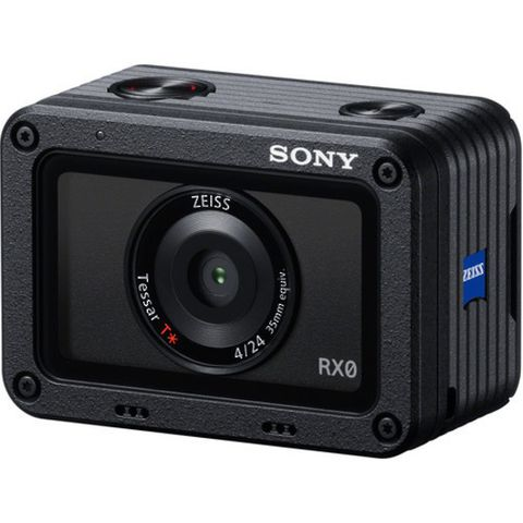 Sony DSC-RX0 Ultra-Compact Waterproof/Shockproof Camera