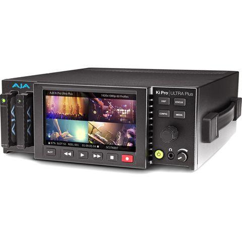 AJA Ki Pro Ultra Plus Multichannel Recorder
