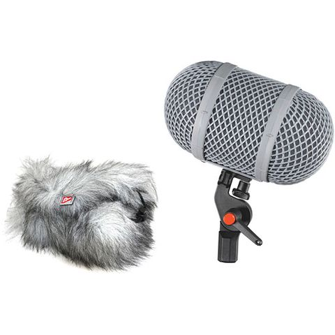 Rycote Modular Mono Windshield MWS 9 Kit (MZL)