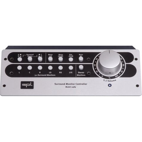 SPL SMC Surround Monitor Controller