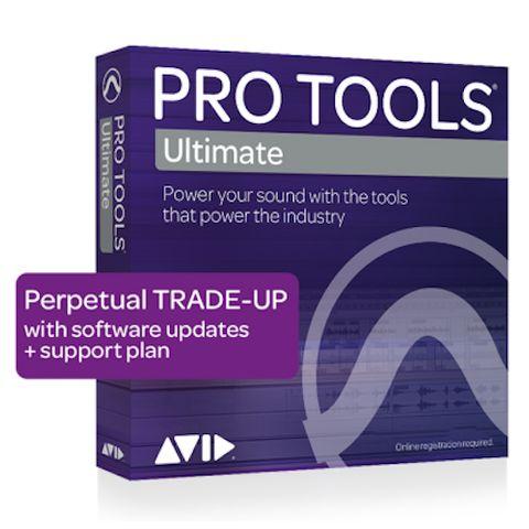 Avid Pro Tools Ultimate Perpetual Crossgrade to 2 Yr Sub.