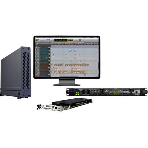 Avid Pro Tools | Ultimate, Thunderbolt 3, HDX Omni Desktop