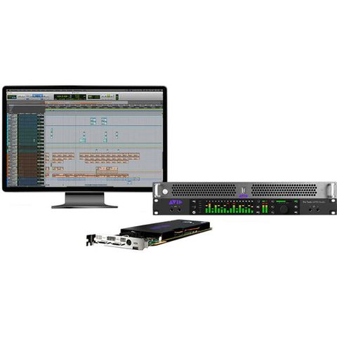 Avid Pro Tools | HDX MTRX Rackmount Bundle with MTRX Studio