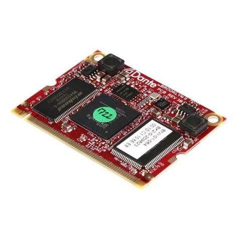 Avid Pro Tools | MTRX 64 channel IP Audio Dante Module Card