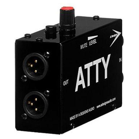 A-Designs ATTY - Stereo Attenuator