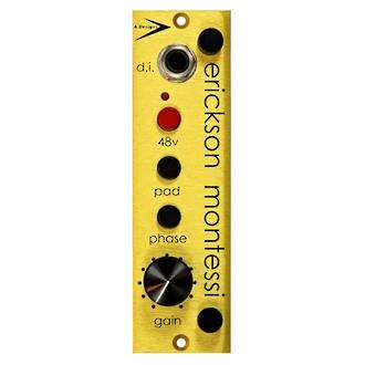 A-Designs EM-Gold - 500 Series Microphone Preamp