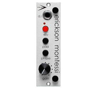A-Designs EM-Silver - 500 Series Microphone Preamp
