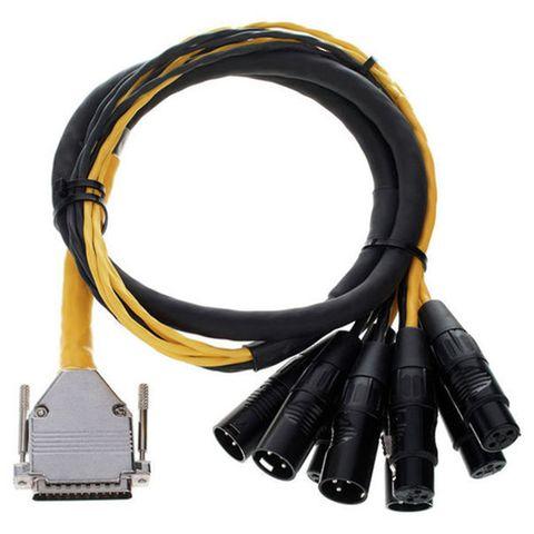 Avid Digisnake DB25-XLR M+F AES/EBU - 4'