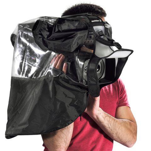 Sachtler Bags Transparent Raincover for Full-Size Broadcast