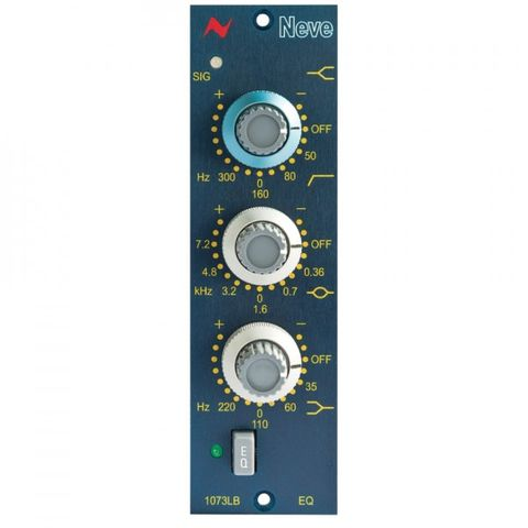 AMS Neve 1073LBEQ 500 Series EQ Module
