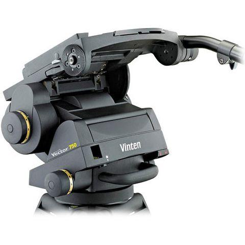 Vinten Vector 750 Fluid Head - V4034-0001