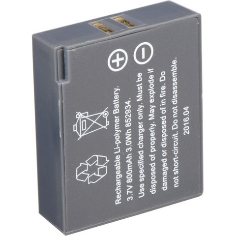 Eartec Ultralite Lithium 3.7V Rechargeable Battery