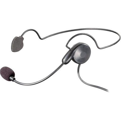 Eartec Cyber Lightweight Style Single Headset for U/Pak