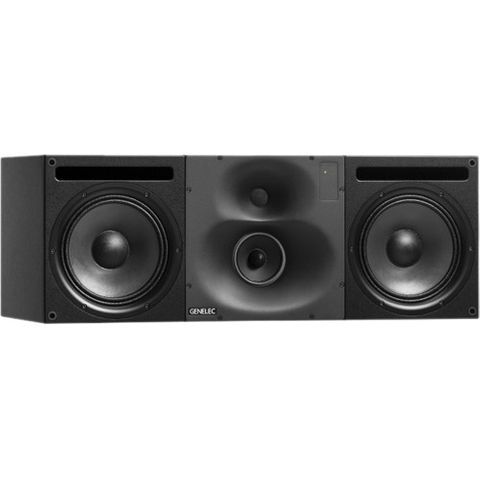 Genelec 1238AC SAM Centre Channel Three-way Monitor System