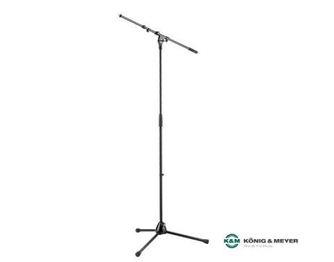 K&M 210/2B Microphone Boom Stand