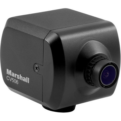 Marshall CV506 Miniature Full-HD Camera (3G/HD-SDI & HDMI)