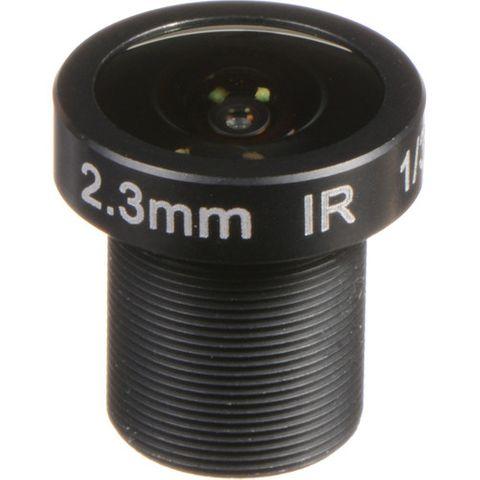 Marshall CV-4702.3-3MP 2.3mm F2.2 3MP M12 Lens