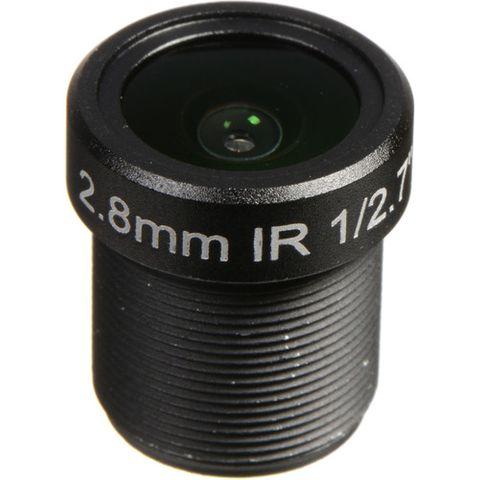 Marshall CV-4702.8-3MP-IR 2.8mm F2.6 3MP M12 Lens