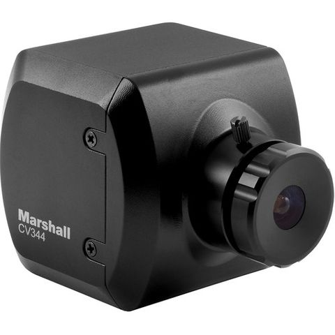 Marshall CV344CS Compact HD Camera (3G/HD-SDI)