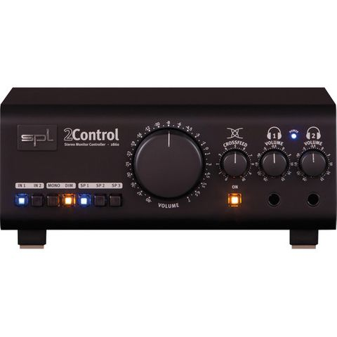 SPL 2Control Analog Monitoring Controller
