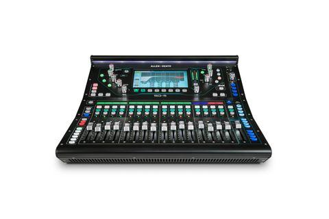 Allen & Heath - SQ5 48Ch Mixer, 96kHz,19 In 15 Out, 8FX
