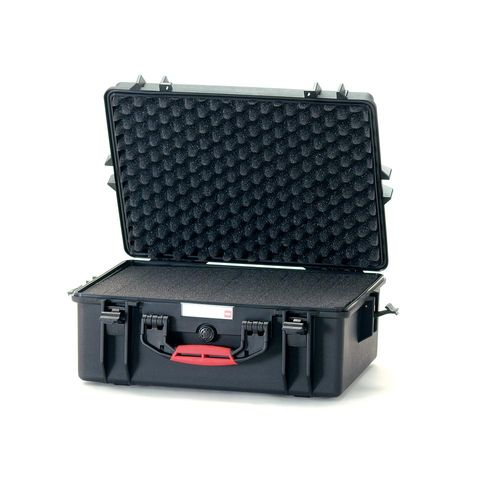 HPRC 2600C Case -Soft Deck Black