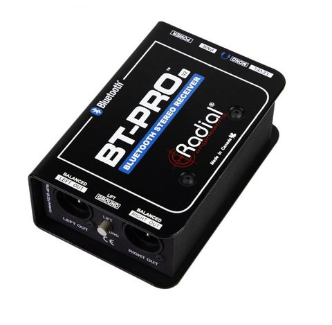 Radial BT-PRO V2 Stereo Bluetooth Direct Box