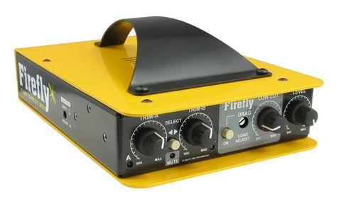 Radial Firefly Single-Channel Active Tube Direct Box